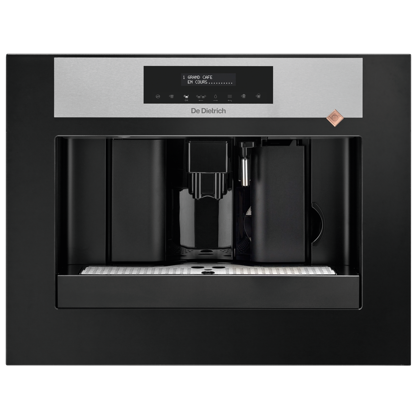 machine caf dkd7400x de dietrich. Black Bedroom Furniture Sets. Home Design Ideas